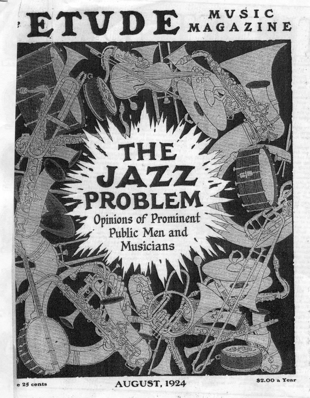 The Jazz Problem? | The Public Domain |